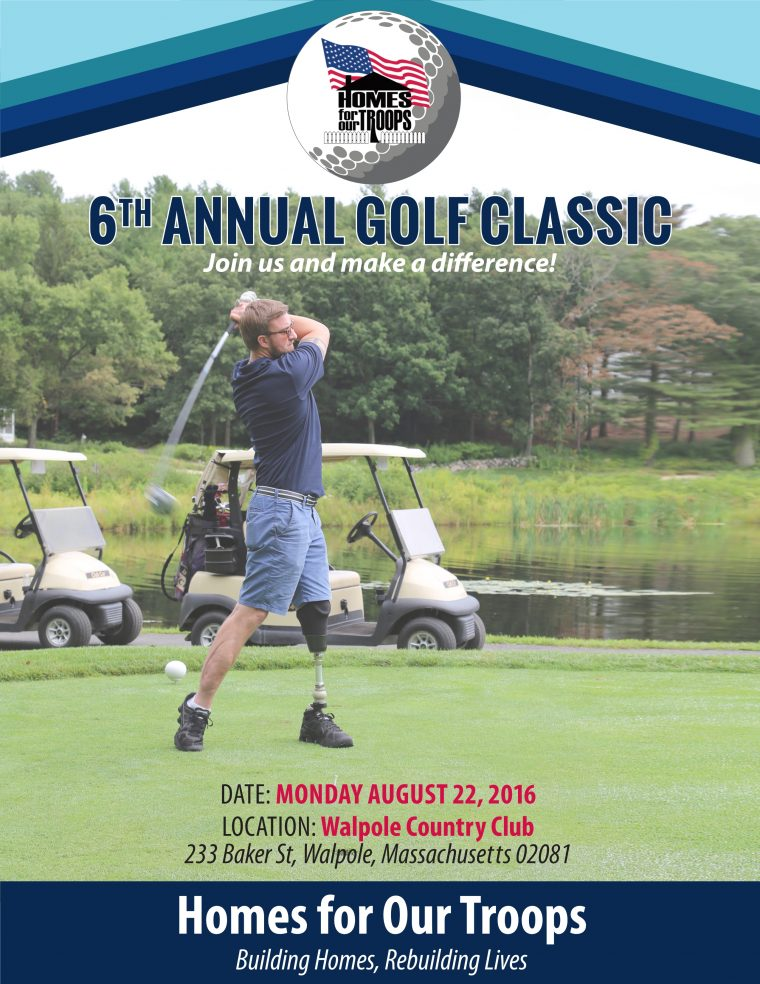6th Annual HFOT Golf Classic @ Walpole Country Club | Walpole | Massachusetts | United States