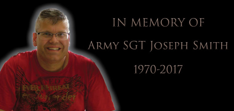 In Memory of Army SGT Joseph Smith