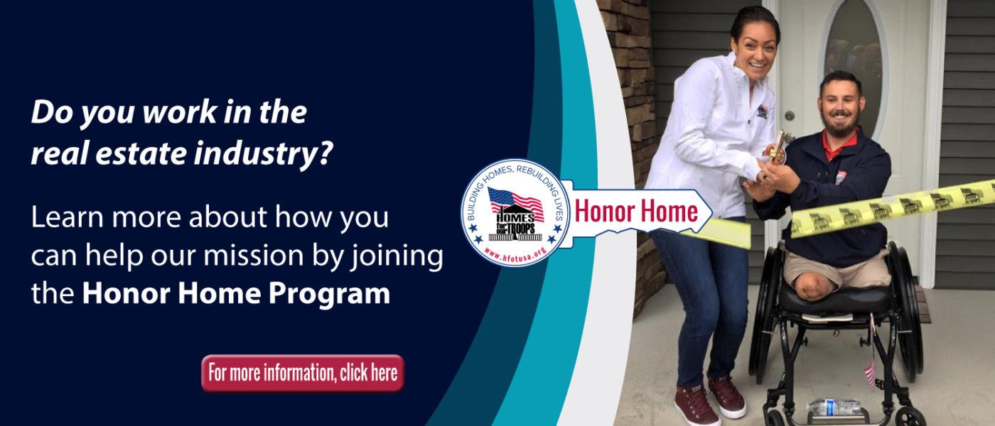 Honor Home Program