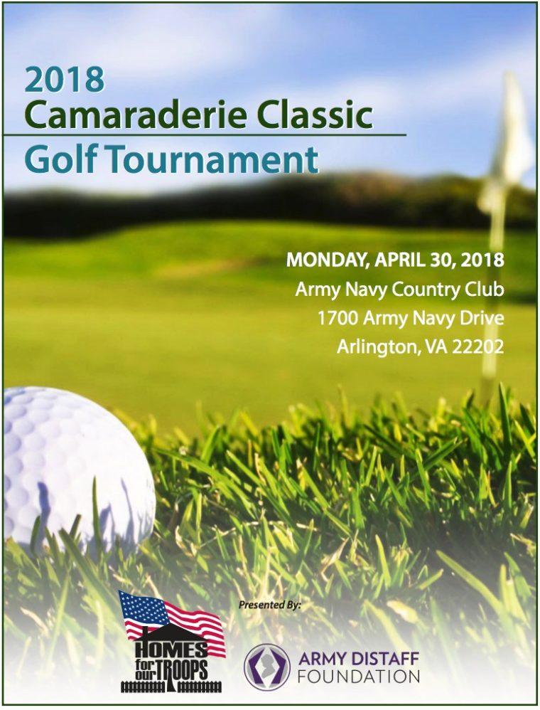 Camaraderie Classic Golf Tournament @ Army Navy Country Club | Arlington | Virginia | United States