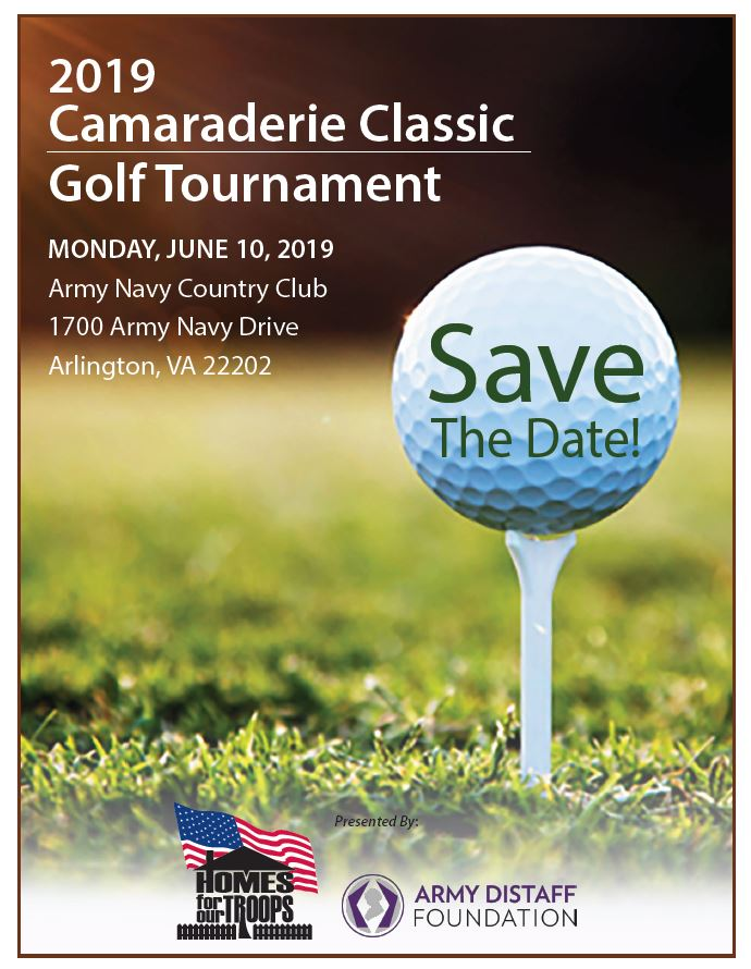 Camaraderie Classic Golf Tournament @ Army Navy Country Club | Arlington | Virginia | United States