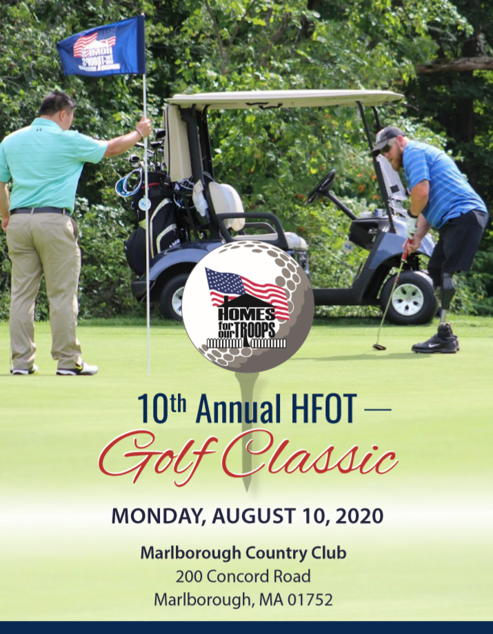 10th Annual HFOT Golf Classic @ Marlborough Country Club | Marlborough | Massachusetts | United States
