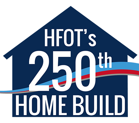Celebrate Homes For Our Troops 250th Home