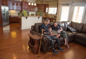 building homes for injured post 9/11 veterans