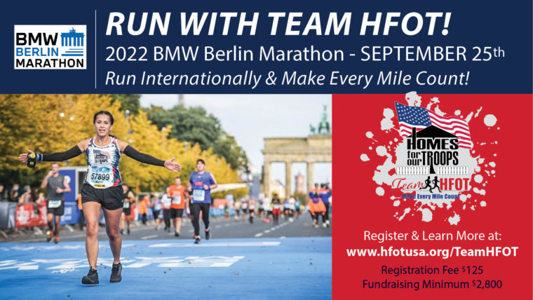 BMW Berlin Marathon - Team HFOT @ Berlin | Berlin | Germany