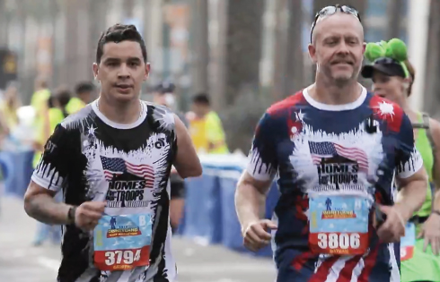 Run to support injured Veterans
