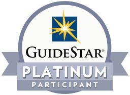 Homes For Our Troops - Platinum GuideStar Rating