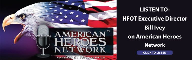 Homes For Our Troops on The American Heroes Radio Network