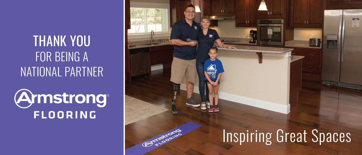 Featured Partner Armstrong Flooring