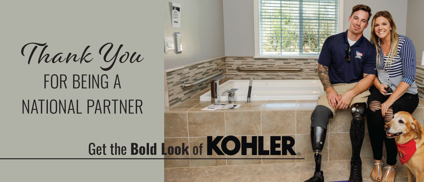 HFOT Featured Partner - Kohler