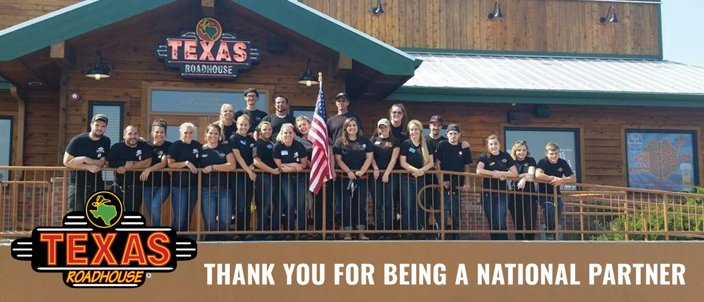 Featured Partner Texas Roadhouse