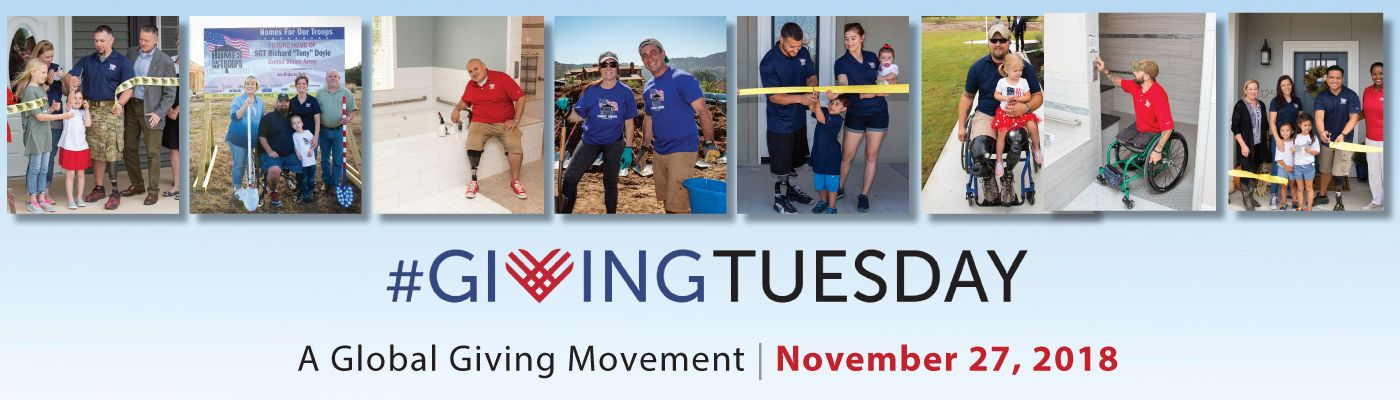 HFOT Giving Tuesday 2018