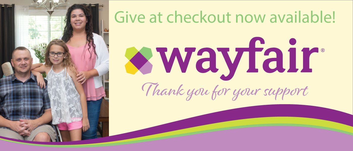 Wayfair Give at Checkout