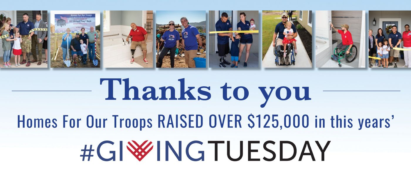 Thank You for supporting HFOT on #GivingTuesday