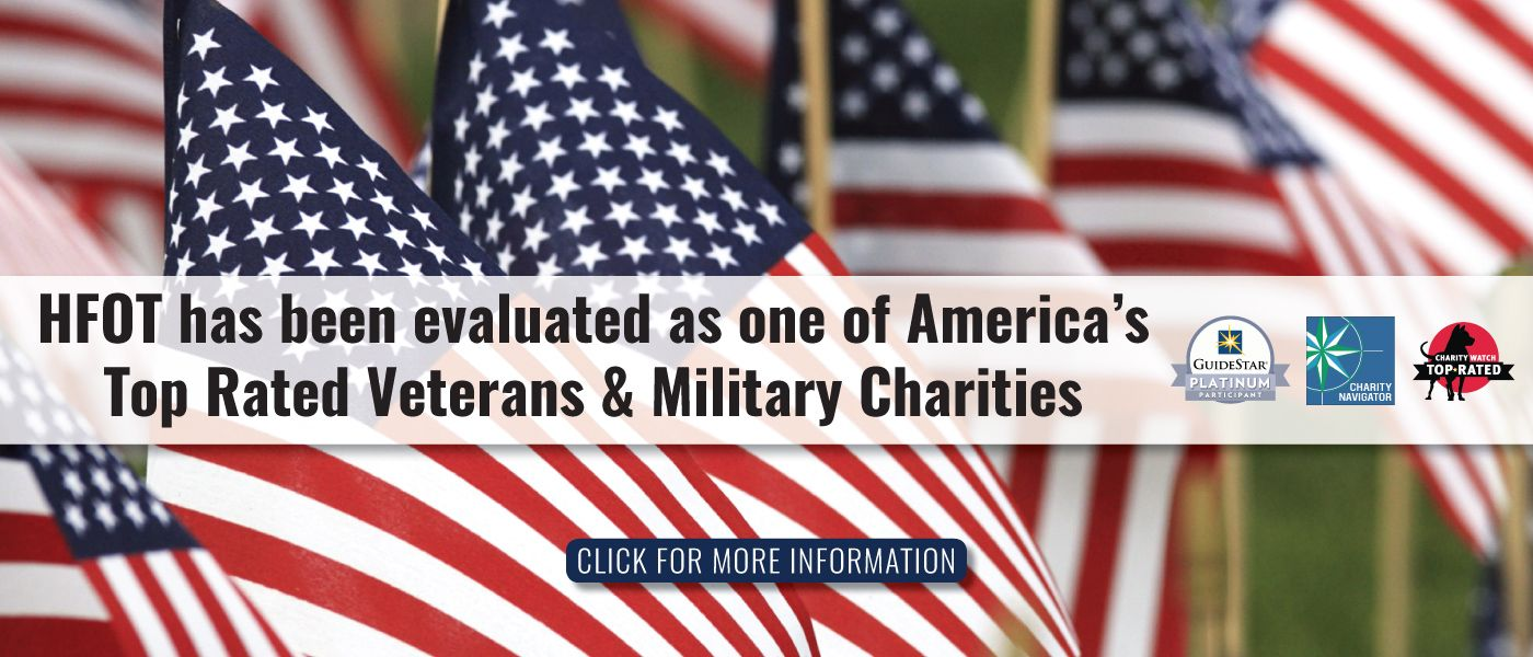 Top Rated Veteran and Military Charity