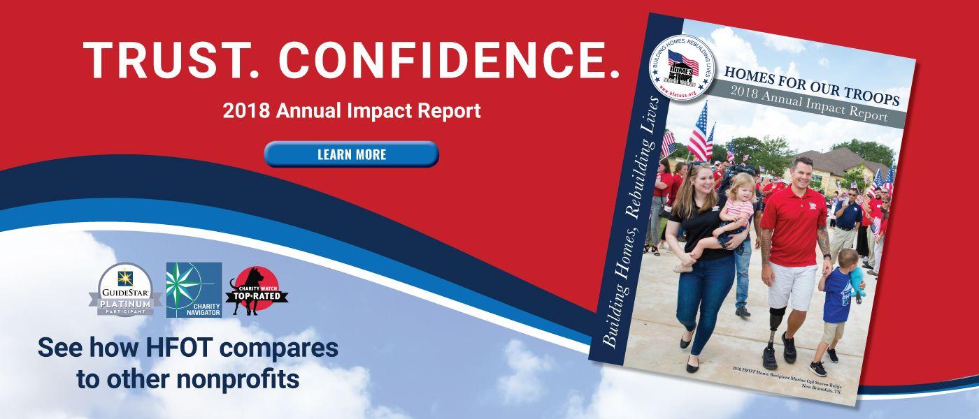 HFOT 2018 Impact Report