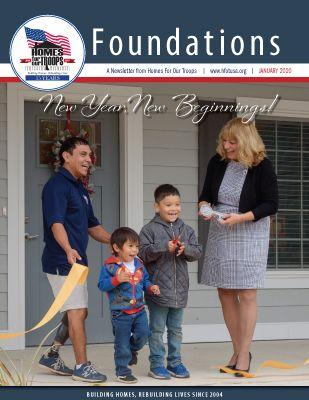 HFOT January 2020 Foundations Newsletter