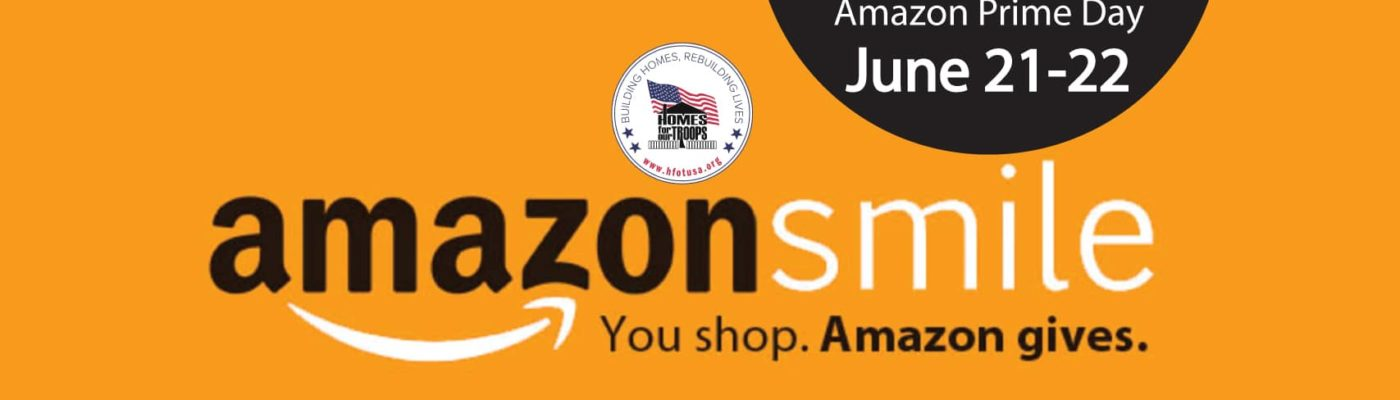 Support HFOT on Amazom Prime Day